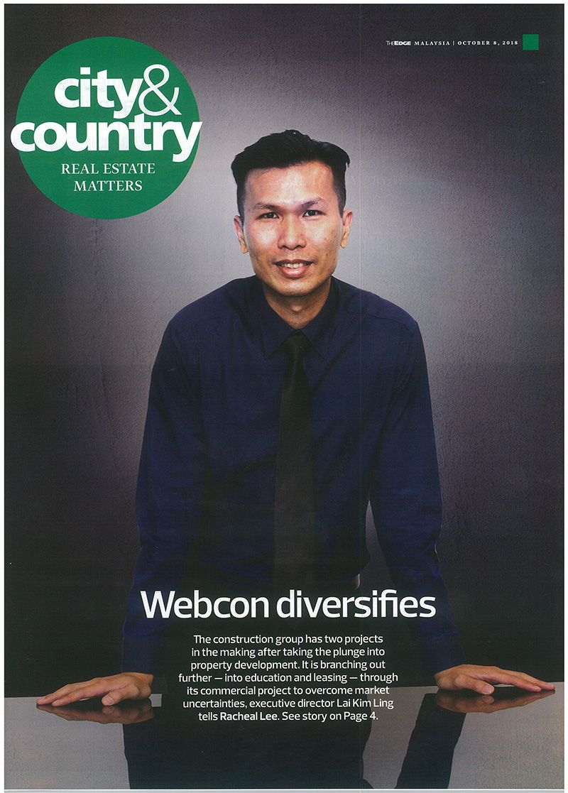 Webcon Diversifies